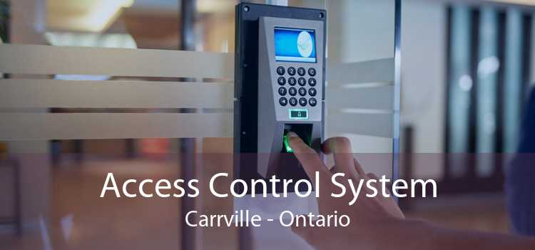 Access Control System Carrville - Ontario