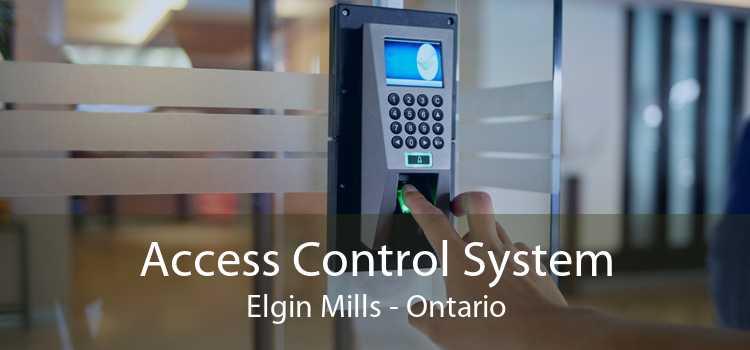 Access Control System Elgin Mills - Ontario