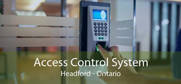Access Control System Headford - Ontario