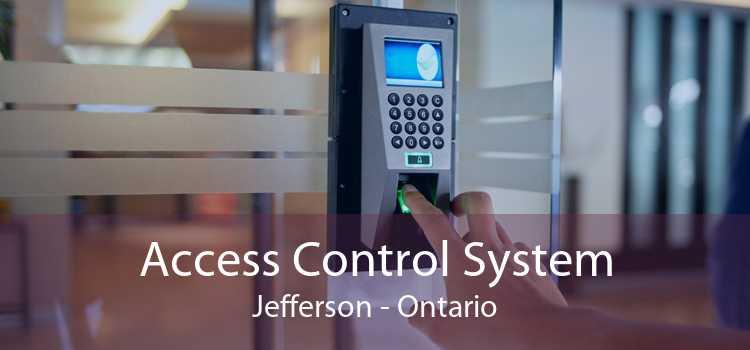 Access Control System Jefferson - Ontario