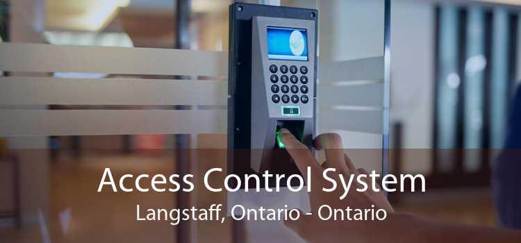 Access Control System Langstaff, Ontario - Ontario