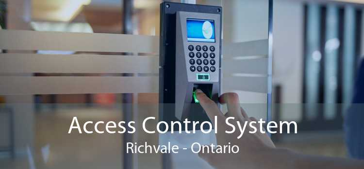 Access Control System Richvale - Ontario