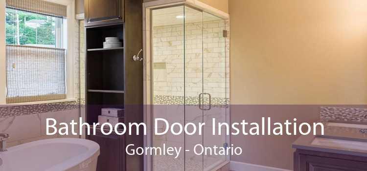 Bathroom Door Installation Gormley - Ontario