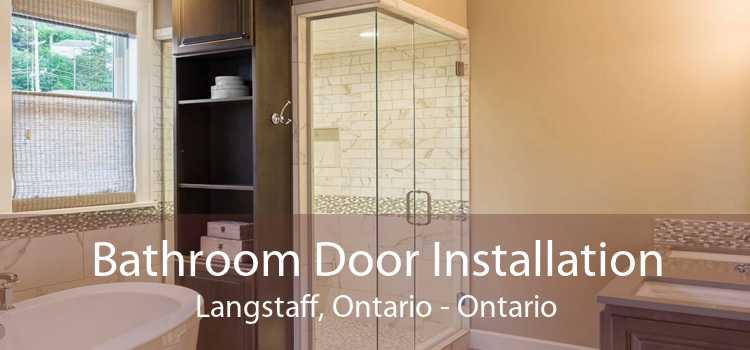 Bathroom Door Installation Langstaff, Ontario - Ontario