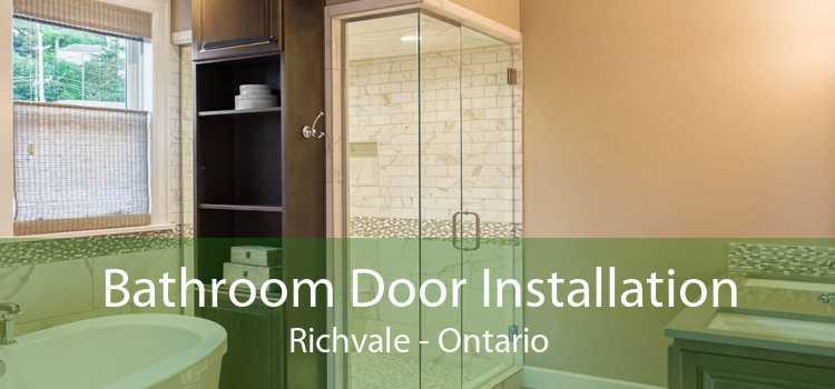 Bathroom Door Installation Richvale - Ontario