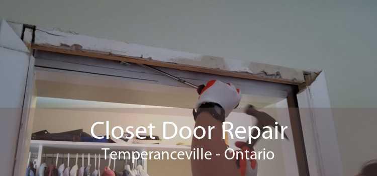 Closet Door Repair Temperanceville - Ontario