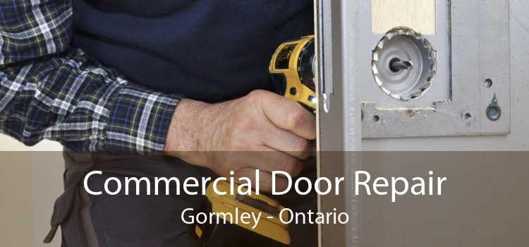 Commercial Door Repair Gormley - Ontario