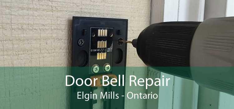 Door Bell Repair Elgin Mills - Ontario