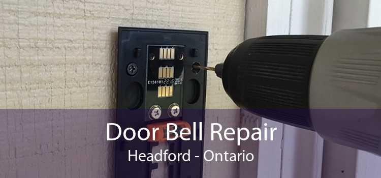 Door Bell Repair Headford - Ontario