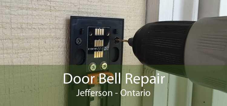 Door Bell Repair Jefferson - Ontario