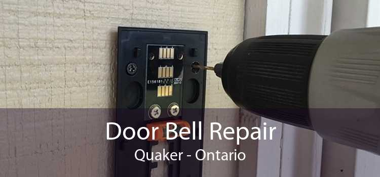 Door Bell Repair Quaker - Ontario