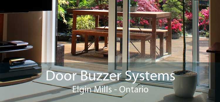 Door Buzzer Systems Elgin Mills - Ontario