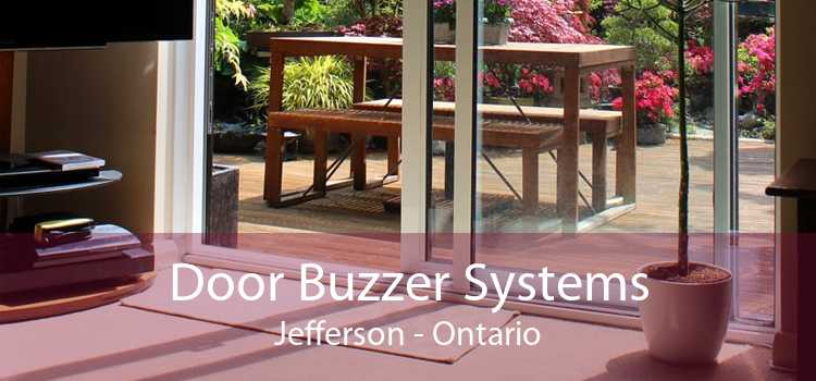 Door Buzzer Systems Jefferson - Ontario
