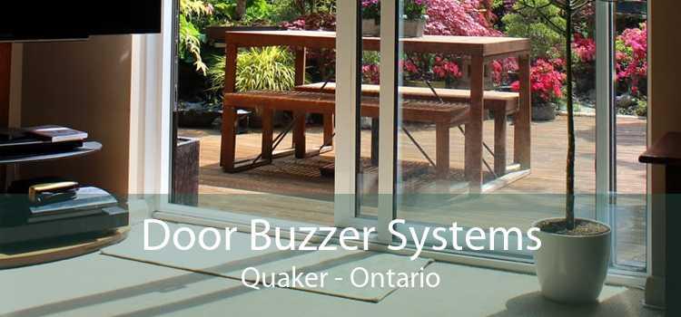 Door Buzzer Systems Quaker - Ontario