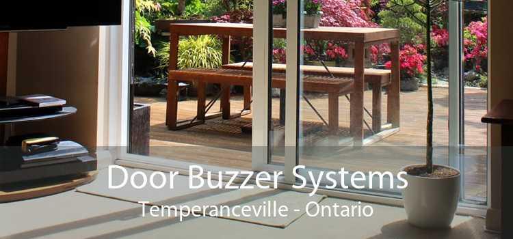 Door Buzzer Systems Temperanceville - Ontario