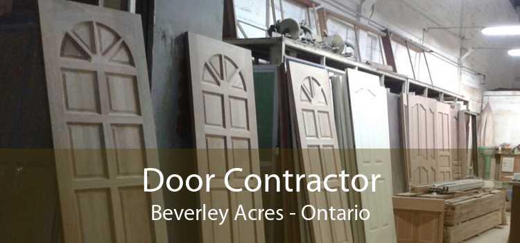 Door Contractor Beverley Acres - Ontario