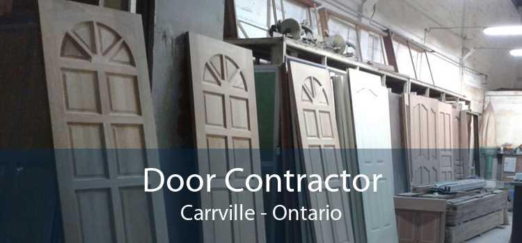 Door Contractor Carrville - Ontario
