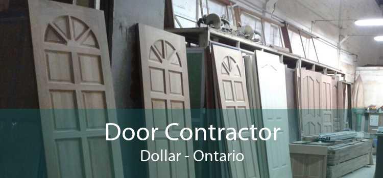 Door Contractor Dollar - Ontario