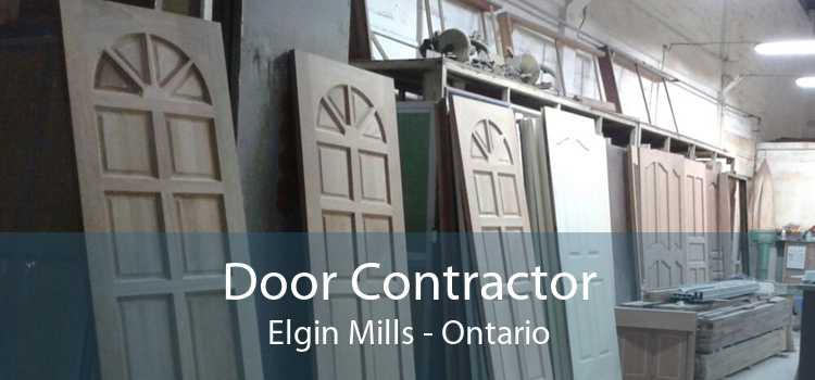 Door Contractor Elgin Mills - Ontario