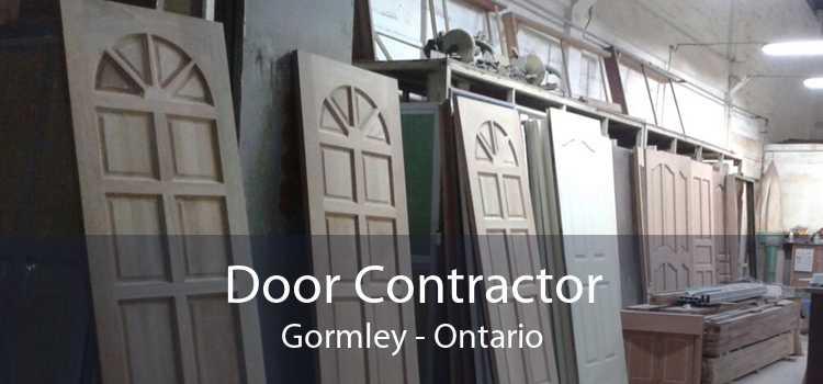 Door Contractor Gormley - Ontario