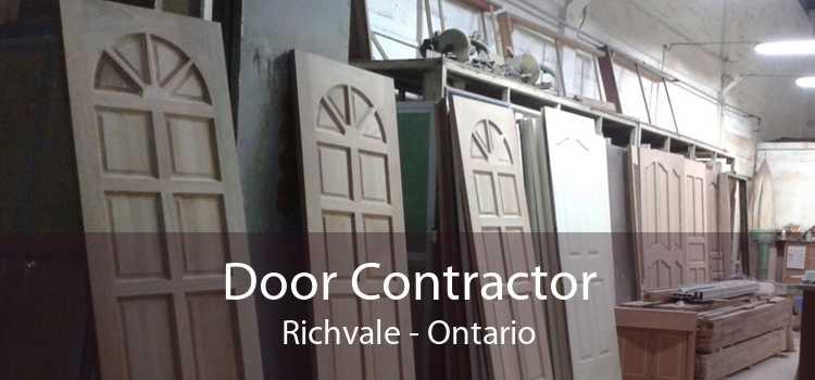 Door Contractor Richvale - Ontario