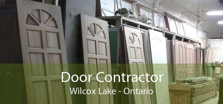 Door Contractor Wilcox Lake - Ontario