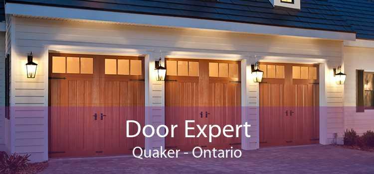 Door Expert Quaker - Ontario