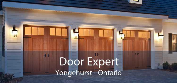 Door Expert Yongehurst - Ontario