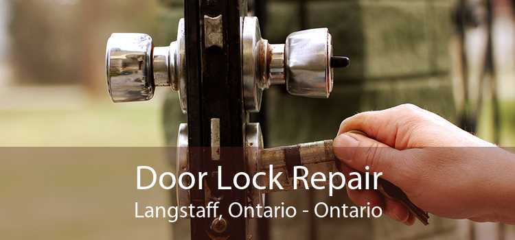 Door Lock Repair Langstaff, Ontario - Ontario