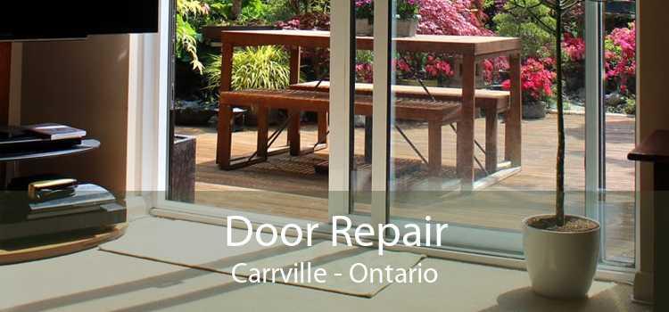 Door Repair Carrville - Ontario