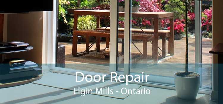 Door Repair Elgin Mills - Ontario