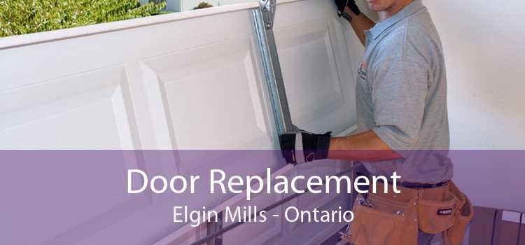 Door Replacement Elgin Mills - Ontario