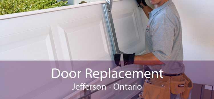 Door Replacement Jefferson - Ontario