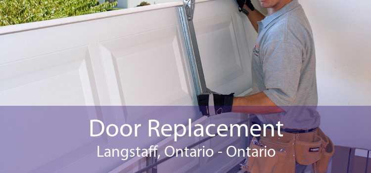 Door Replacement Langstaff, Ontario - Ontario