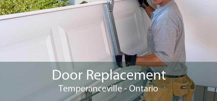 Door Replacement Temperanceville - Ontario