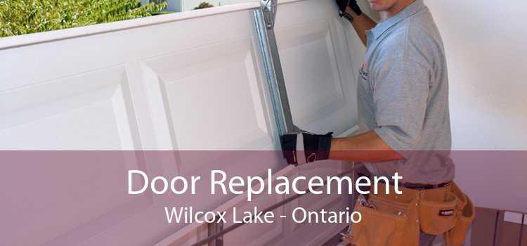 Door Replacement Wilcox Lake - Ontario
