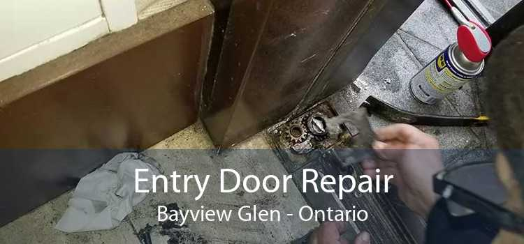 Entry Door Repair Bayview Glen - Ontario