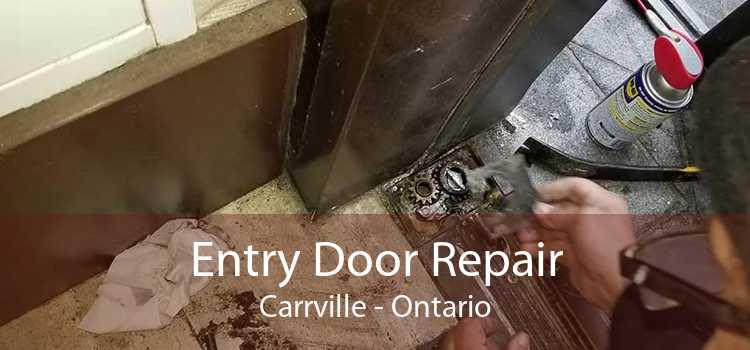 Entry Door Repair Carrville - Ontario