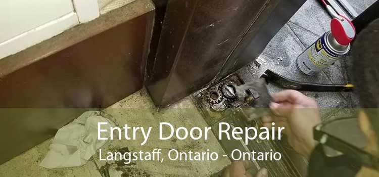 Entry Door Repair Langstaff, Ontario - Ontario