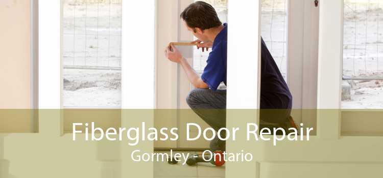 Fiberglass Door Repair Gormley - Ontario