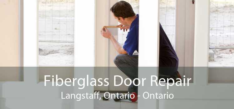 Fiberglass Door Repair Langstaff, Ontario - Ontario