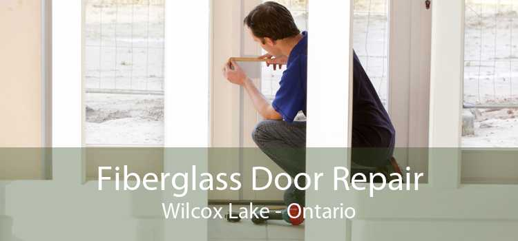 Fiberglass Door Repair Wilcox Lake - Ontario