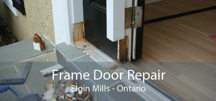 Frame Door Repair Elgin Mills - Ontario