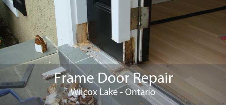 Frame Door Repair Wilcox Lake - Ontario