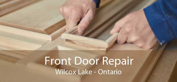 Front Door Repair Wilcox Lake - Ontario