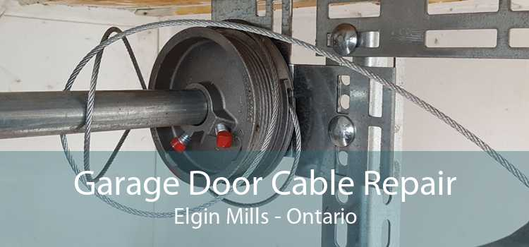 Garage Door Cable Repair Elgin Mills - Ontario