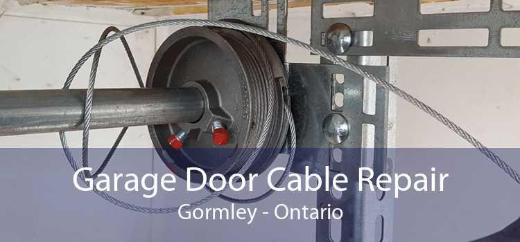 Garage Door Cable Repair Gormley - Ontario