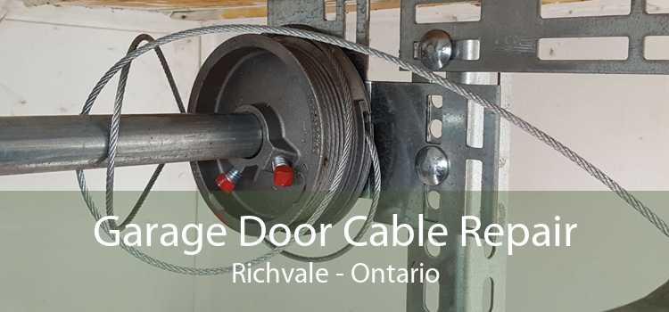 Garage Door Cable Repair Richvale - Ontario