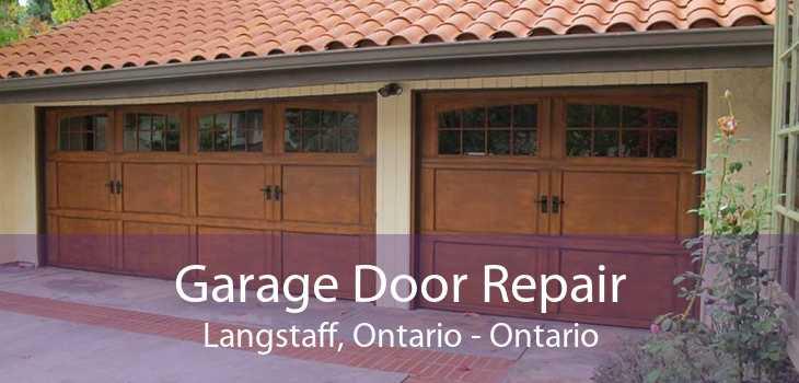 Garage Door Repair Langstaff, Ontario - Ontario