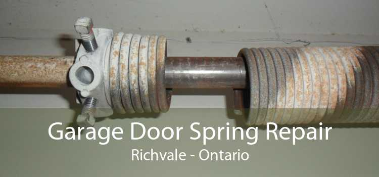 Garage Door Spring Repair Richvale - Ontario
